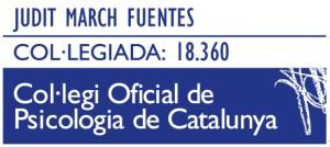 opinions psicòloga de barcelona, Judit march, psicoterapeuta a JM Psicologia, doctora en psicologia a Barcelona