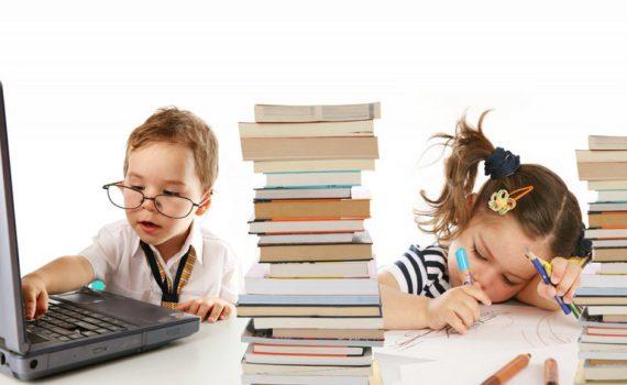 estrés infantil, psicóloga infantil en barcelona