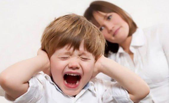 niños difíciles, trastornos de comportamiento en niños